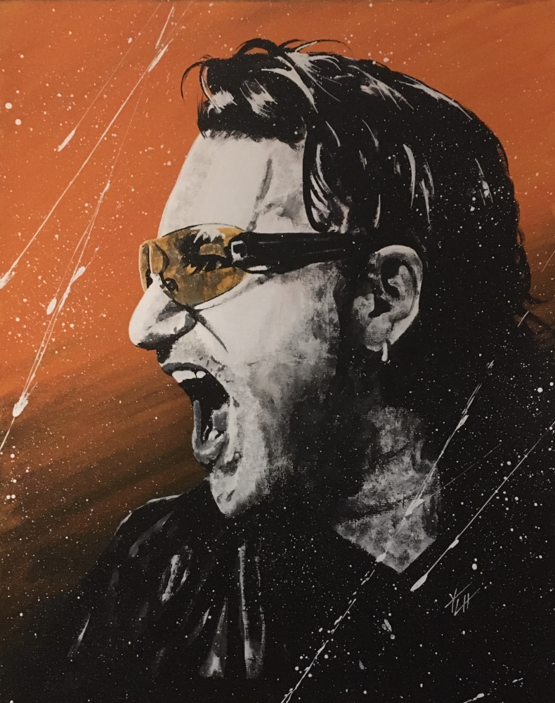 Bono by yvancourtet